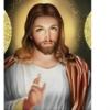 Tranh thêu chữ thập Lavender LV3029 Chúa Giê su 50x61