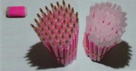 Bút đính đá tranh 2 đầu, đính 3 viên cùng lúc