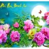 Tranh đính đá Phú Quý Bình An