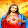 Tranh đính đá Chúa Jesu