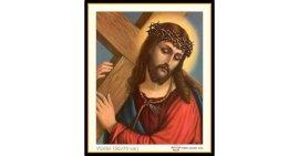 Tranh đính đá Chúa Jesu (khổ nhỏ) ✅70x56 cm -️ VS464